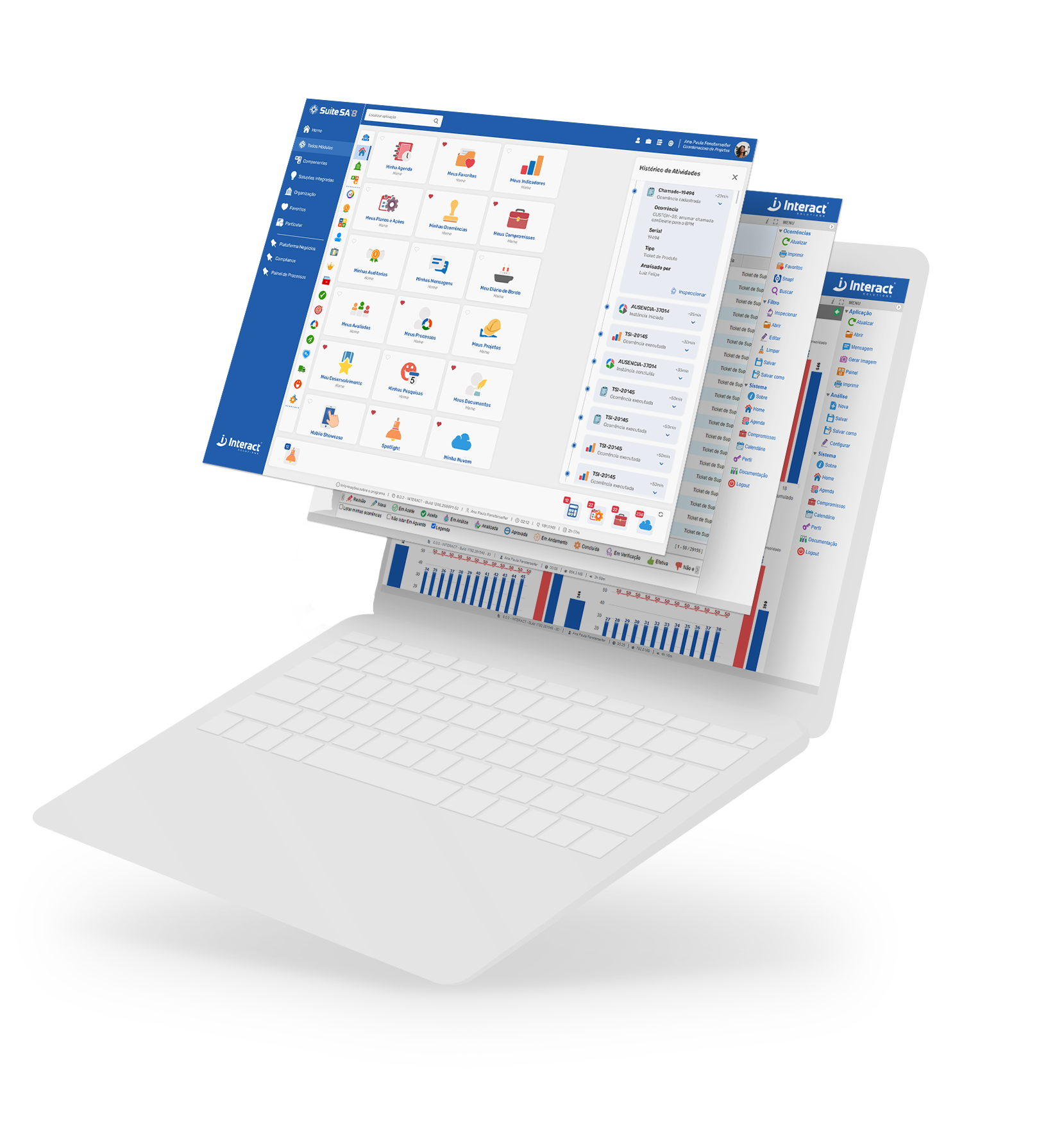 Suite SA 8: Interact lança oitava versão de seu software de governança corporativa