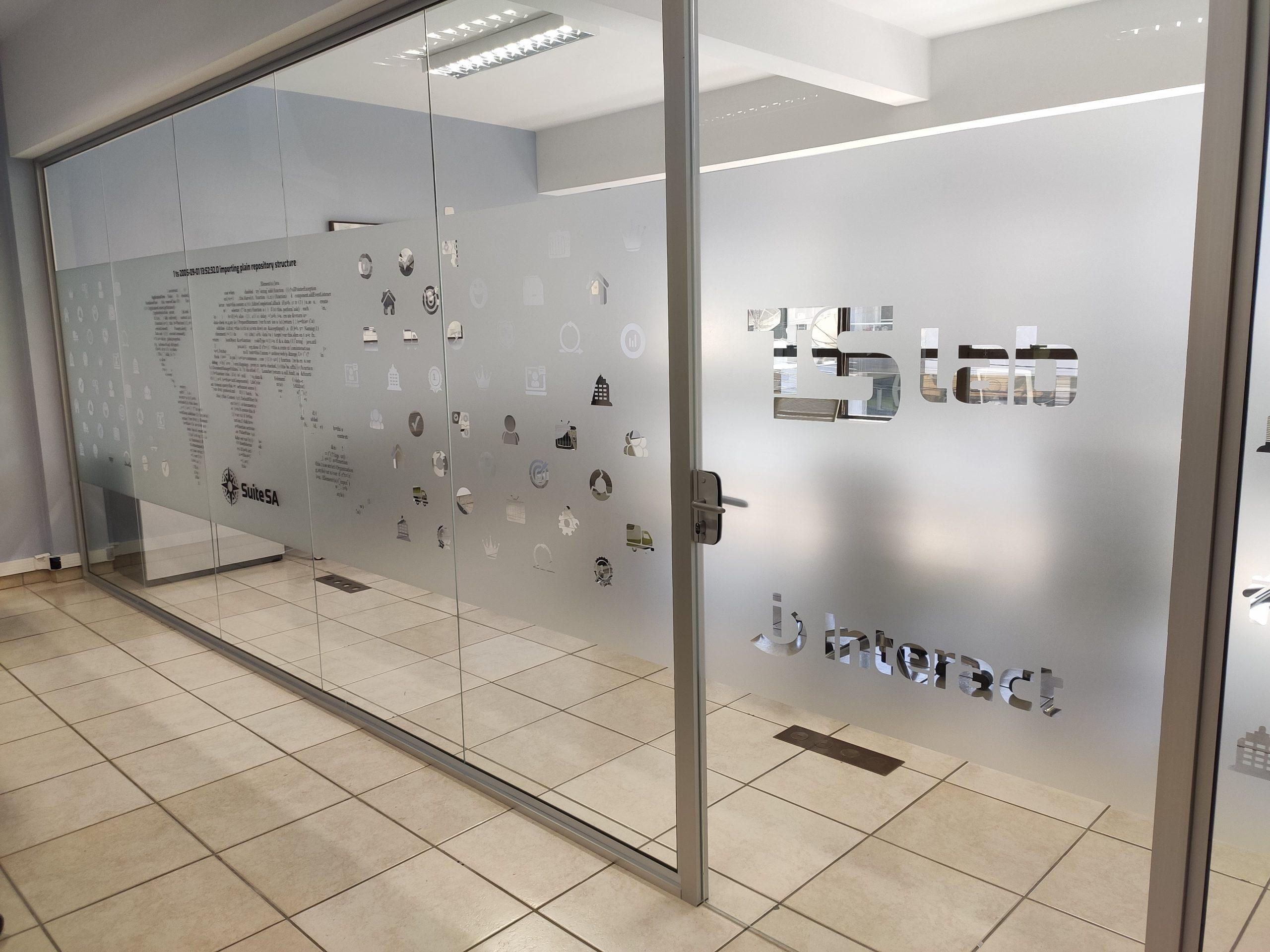 Fotografia da fachada do TS Lab